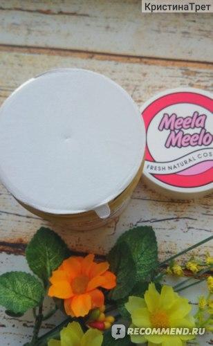 """Маска для лица Meela Meelo """"Кисло-гладко"""" с фарфоровой глиной"""