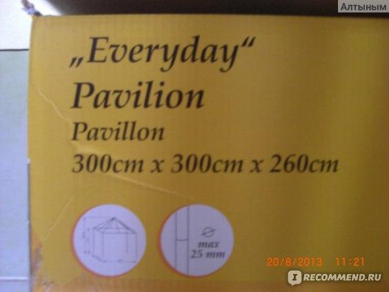"Павильон ""Everyday Pavilion Pavillon"" фото"