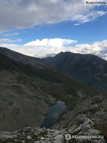 Азгекские озера, Теберда, Карачаево-Черкесия фото