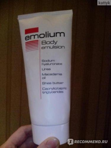 Эмульсия для тела Акрихин Эмолиум фото