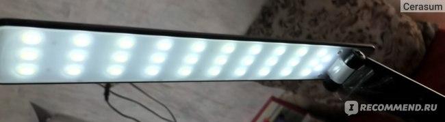 Настольная лампа General светодиодный светильник LED GLTL-020-9