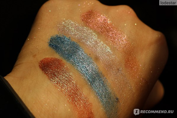 Палетка теней для век Urban Decay STONED VIBES EYESHADOW PALETTE фото