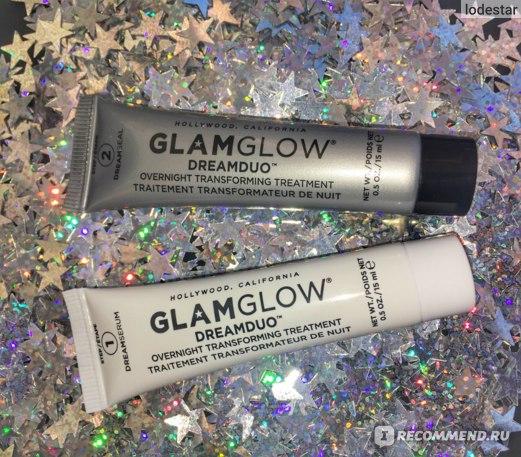 Ночная маска для лица Glamglow Dreamduo фото