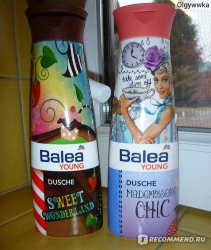 Гель для душа Balea YOUNG Sweet Wonderland фото