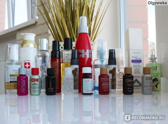 Флюид для волос LOVIEN Essential SILK CREAM фото