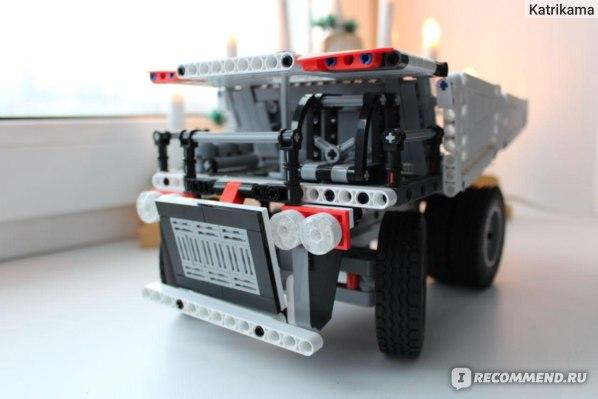 Конструктор детский Xiaomi MiTu Building blocks Mine Truck фото