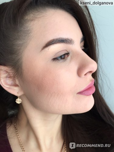 макияж с помощью спонжа от Country fresh