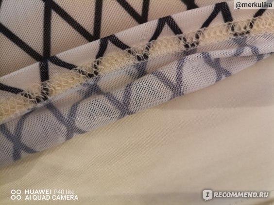 Платье Faberlic 139W4103 с принтом фото