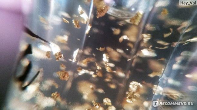 Праймер с частицами золота