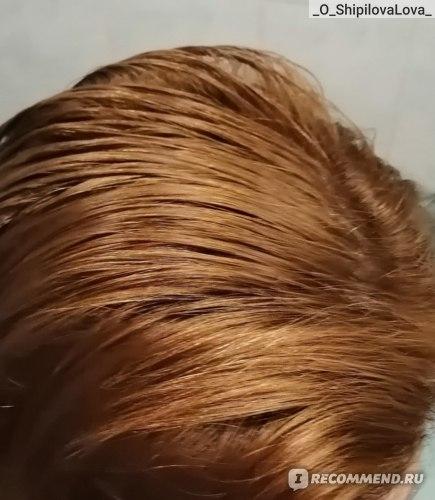 Стойкая крем - краска для волос Effect color фото