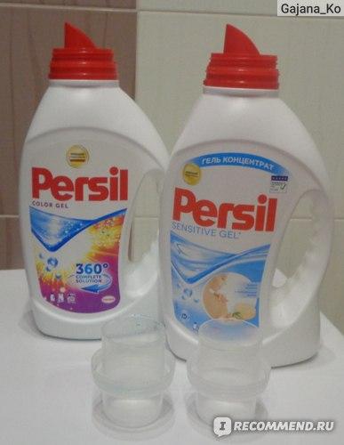 Средство для стирки Persil  Sensitive GEL концентрат фото