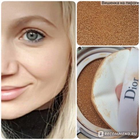 Кушон Dior Capture Totale Dreamskin Perfect Skin Cushion SPF50 PA+++ фото