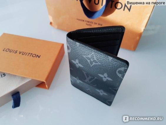 Бумажник Louis Vuitton MULTIPLE фото