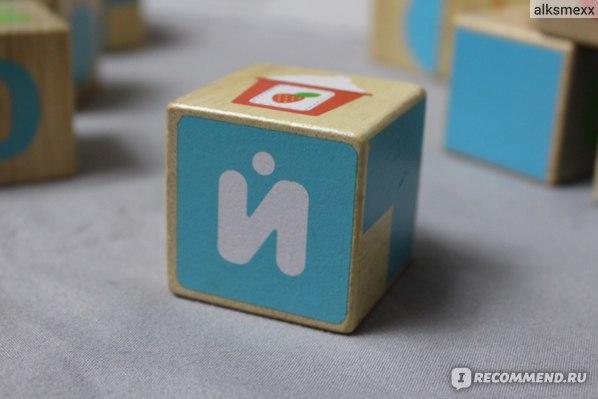 Й - Йогурт (Lucy&Leo Умные кубики)