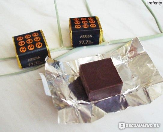 Горький шоколад O