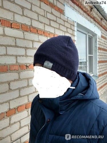 Шапка зимняя мужская Gemvie Артикул: 6FMZ744 фото