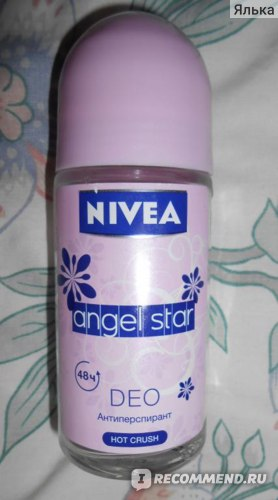 Дезодорант-антиперспирант NIVEA Angel Star Hot Crush фото