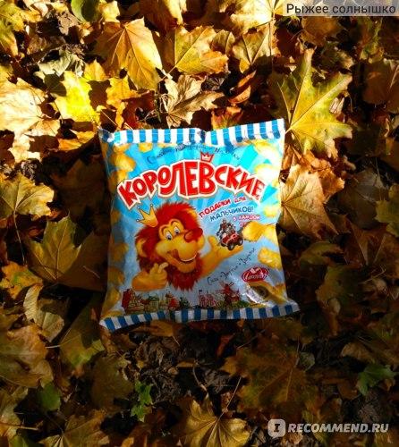 Кукурузные палочки Сюрпризы королевские подарки для мальчиков фото