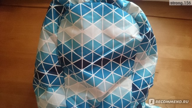 Зимний комбинезон Barkito Зима 2016, голубой, арт. 297953 фото
