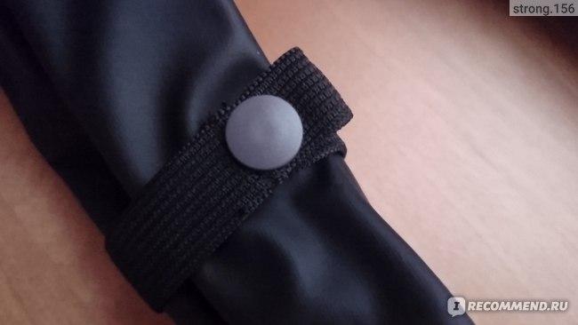 Варежки, краги REIMA Rapa (прорезиненные, черные) фото