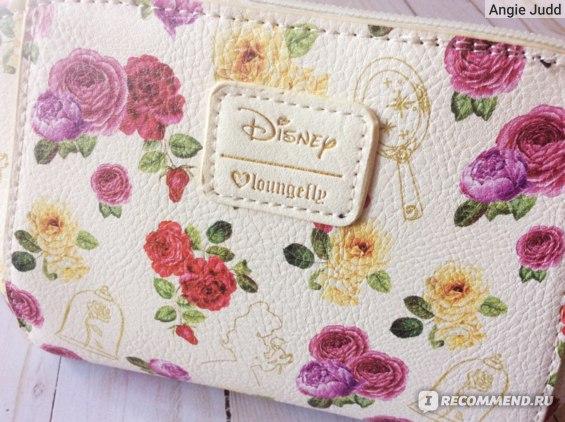 Косметичка Loungefly Disney Beauty and the Beast фото