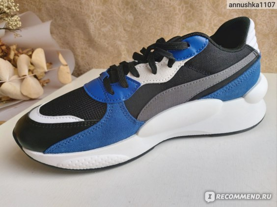 Кроссовки Puma RS 9.8 Space Sneakers Blue