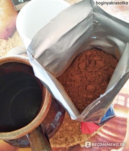Кофе молотый Ландвер заварной  фото