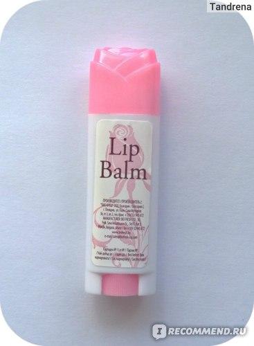 Бальзам для губ Rose of Bulgaria LIP BALM фото