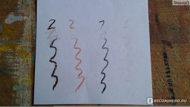 Тест №2. Сепия, сангина, уголь, белый мел
