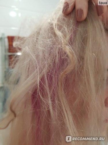 Осветление волос в салоне  фото