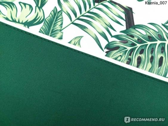 """Пляжная сумка Ив Роше / Yves Rocher """"Тропический рай"""" фото"""