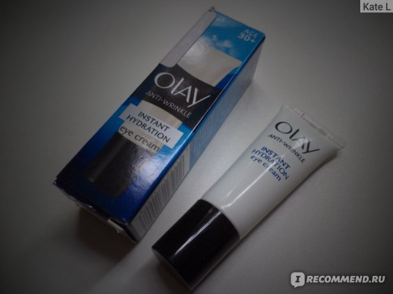 Крем для кожи вокруг глаз Olay Anti Wrinkle Instant Hydration фото