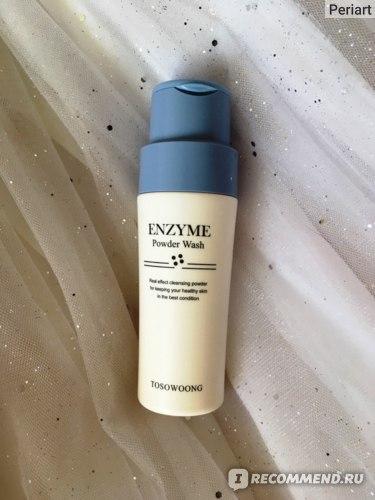 Энзимная пудра для умывания Tosowoong Enzyme Powder Wash - «Энзимная пудра для умывания - нежное очищение для чувствительной и проблемной кожи