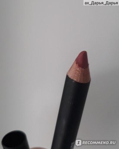 Карандаш для губ NYX Professional Makeup Suede Matte Lip Liner фото