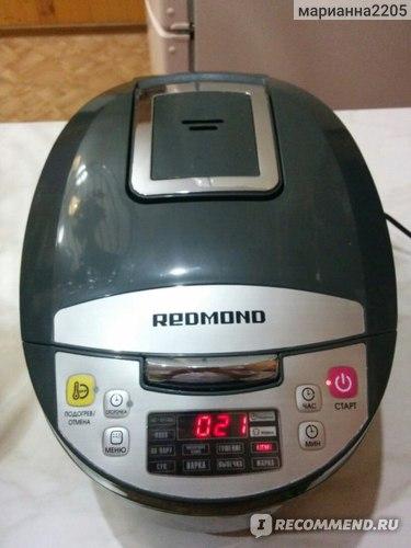 Мультиварка Redmond RMC-M4500 фото