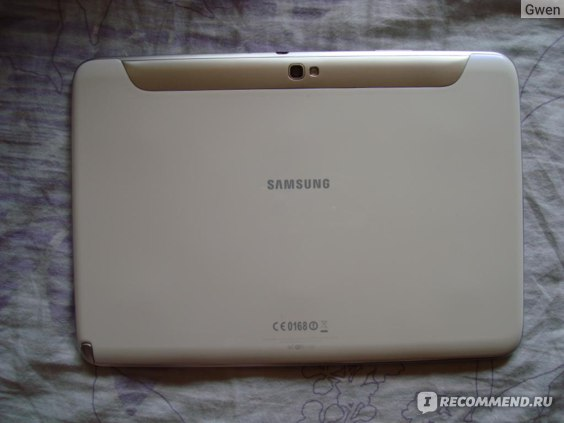 Планшет Samsung Galaxy Note 10.1 фото