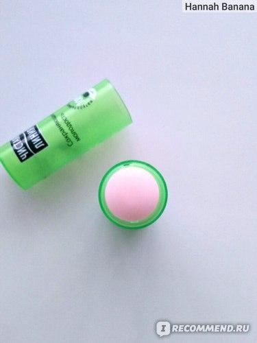 Бальзам для губ Чистая линия сохраняющий молодость, роза и масло зародышей пшеницы фото