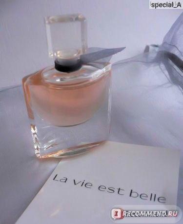 Lancome La Vie Est Belle фото