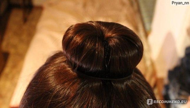 Резинка для волос Ebay Hair Bun  - бублик фото