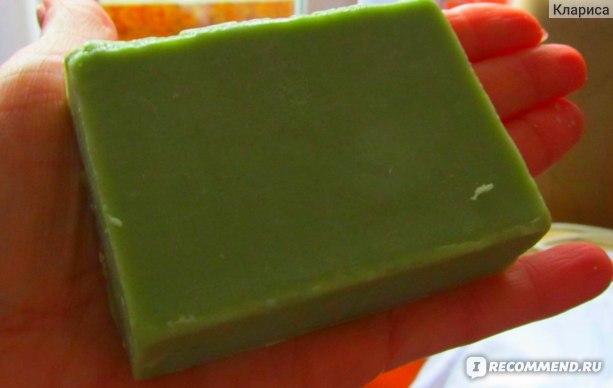 Натуральное мыло Tasha&Co Оливковые ветви  фото