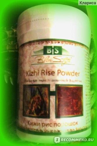 Порошок Bliss Style Нджавара Райс фото