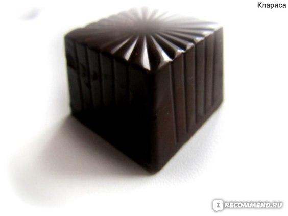 Конфеты АВК Шоколадная ночь фото