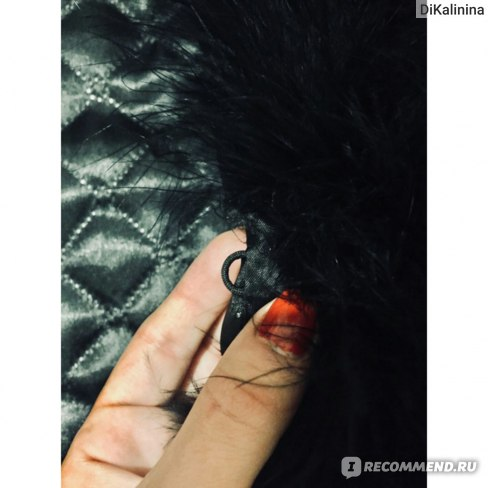 Шуба AliExpress LET-SETTING 10 colors fashion sexy Ostrich wool turkey fur women wool coat feather fur short jacket фото