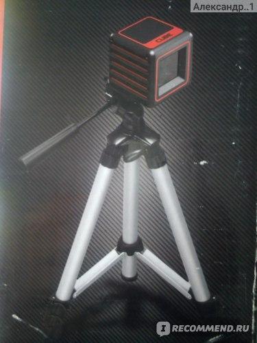 Так выглядит  построитель лазерных плоскостей