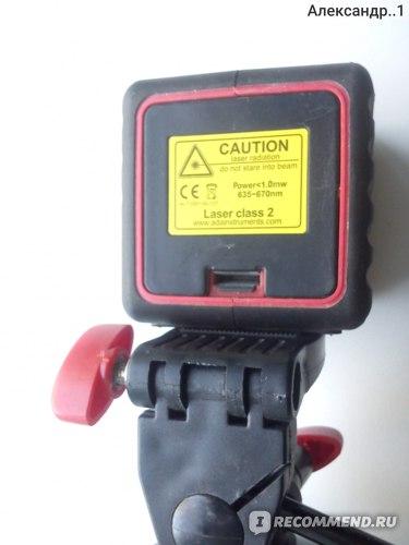 Построитель лазерных плоскостей ADA  Cube Professional Edition А00343 фото