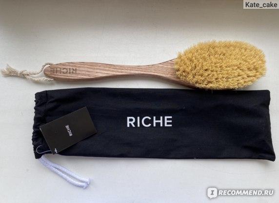 щетка для сухого массажа Riche