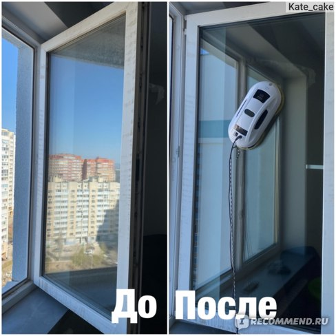 Робот - мойщик окон Aliexpress Robot Vacuum Cleaner Window Cleaner Robot For Washing Windows Glass Cleaner Robot Electric Window Cleaner фото