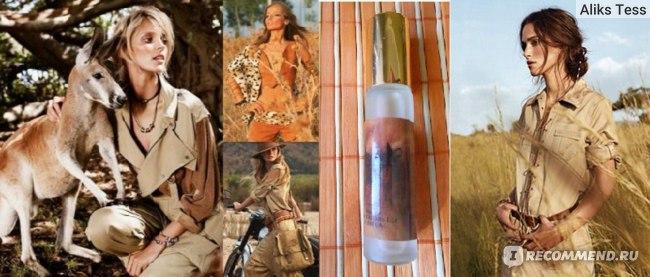 Арабские духи Ama perfumes Safari фото