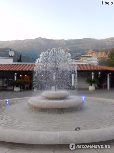 Черногория. Будва фото