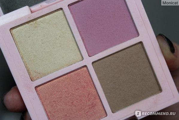 Палетка для макияжа лица Relouis / Релуи Paradiso Relouis Sun фото
